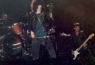 Ramones in 1983