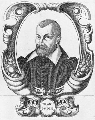 Jean Bodin introduceerde het begrip soevereiniteit