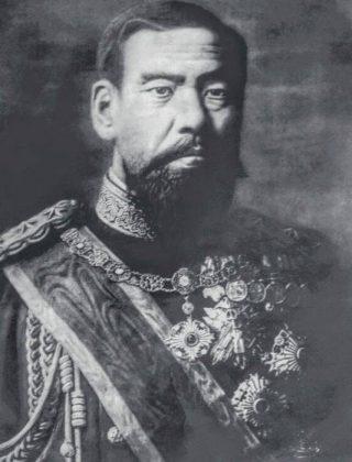 Japanse keizer Meiji