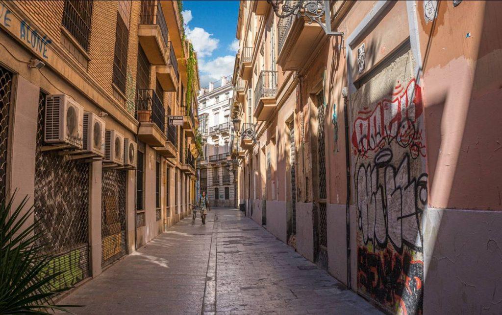 Steeg in Valencia