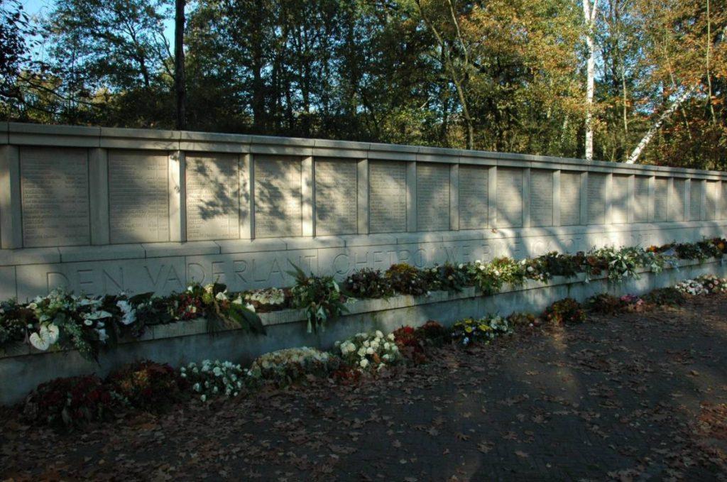 Monument Fusilladeplaats Vught, 2007