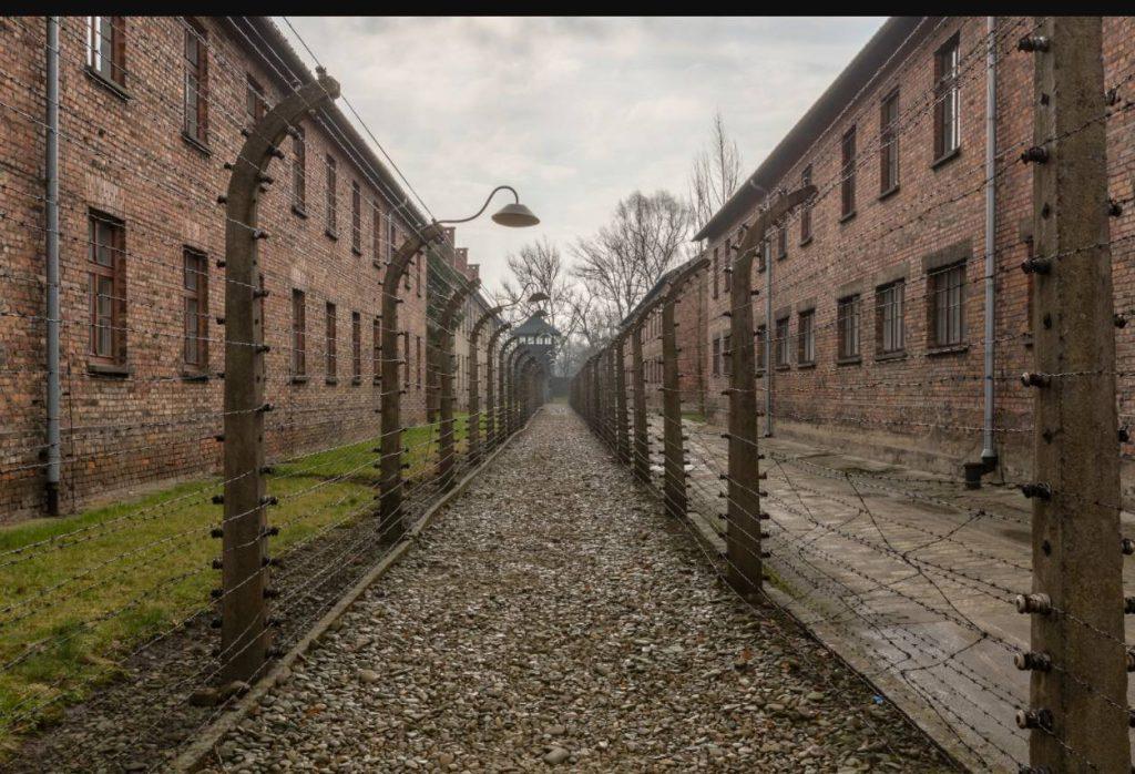 Auschwitz I - Foto genomen in 2016