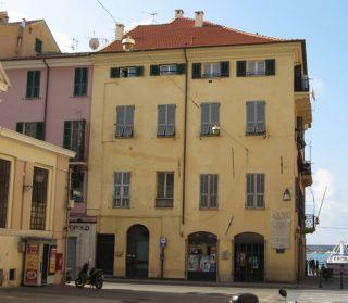 Geboortehuis van Andrea Doria in Oneglia