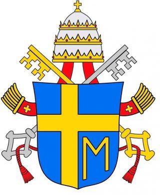 Wapen van paus Johannes Paulus II