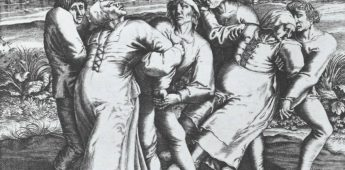 De dansplaag van 1518
