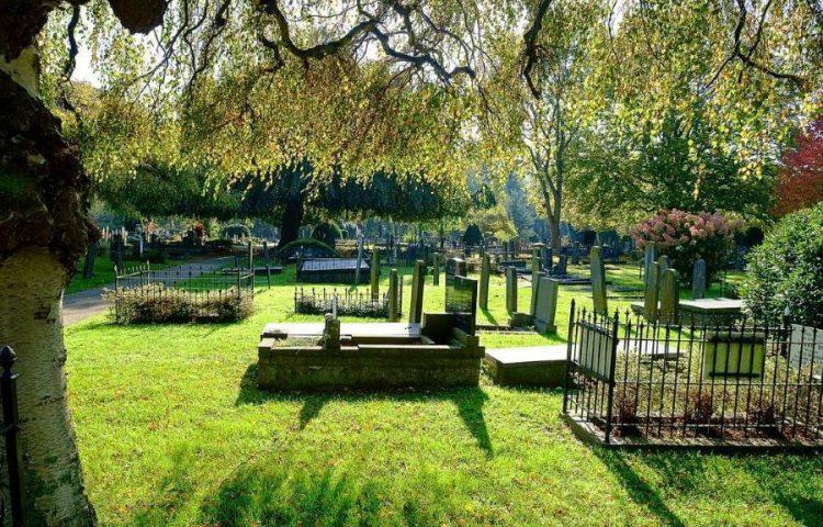 Zuiderbegraafplaats in Groningen