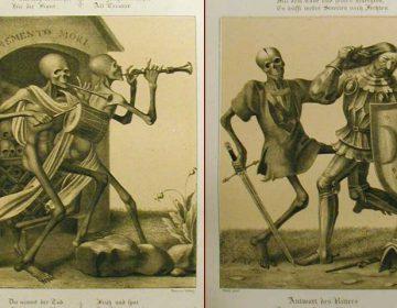 De dodendans volgens H.Hess Bazel