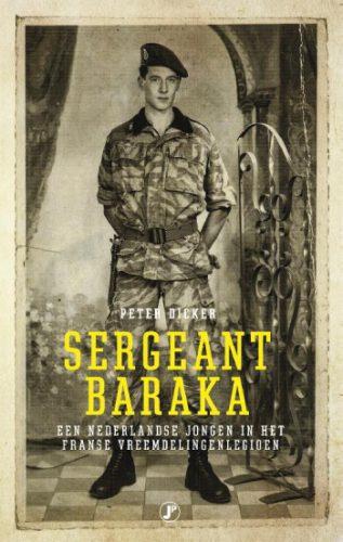 Sergeant Baraka - Peter Dicker