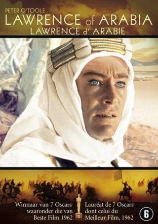 De film 'Lawrence Of Arabia'
