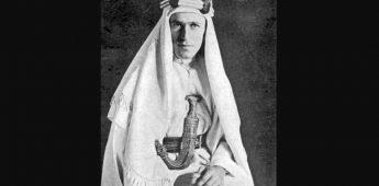 T. E. Lawrence (1888-1935) – Lawrence van Arabië