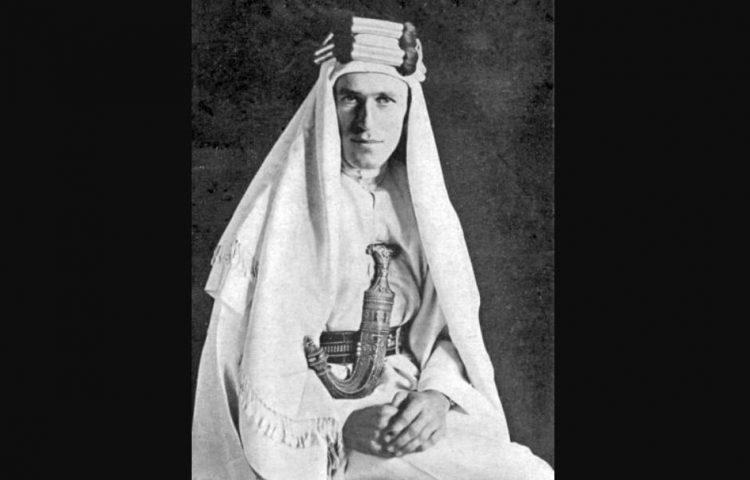 Lawrence van Arabië in 1919