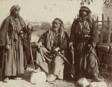 Bedoeïenen, ca. 1867-76