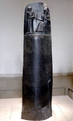 Codex van Hammurabi