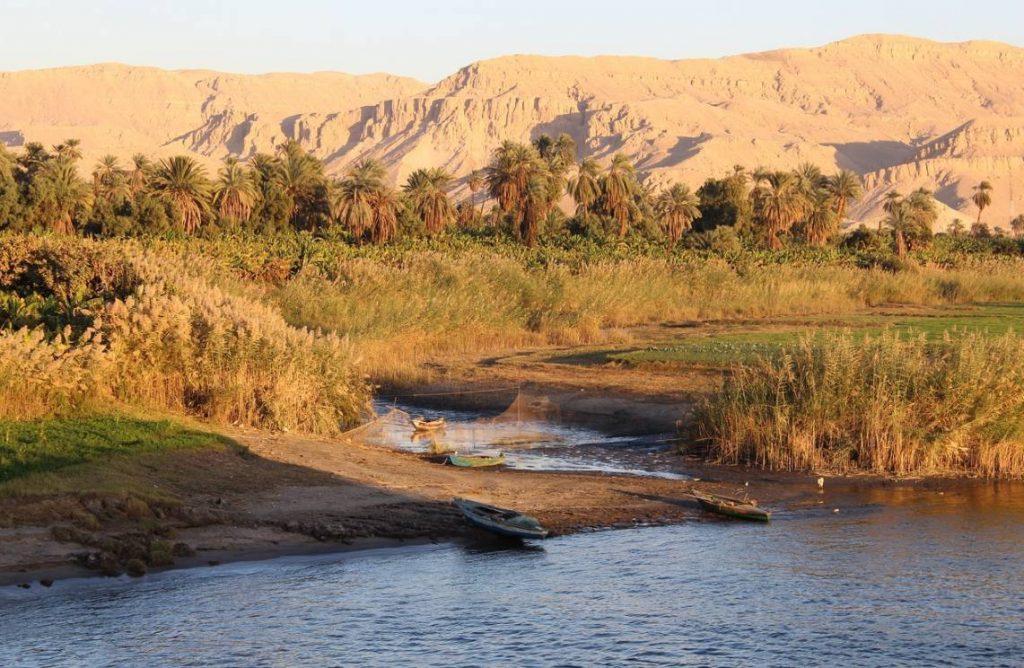 De Nijl, Egypte