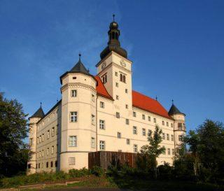 Een euthanasiecentrum was gevestigd in Slot Hartheim