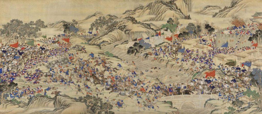 Verbeelding van de Taiping-opstand - Wu Youru