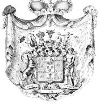 Wapen van Klemens von Metternich