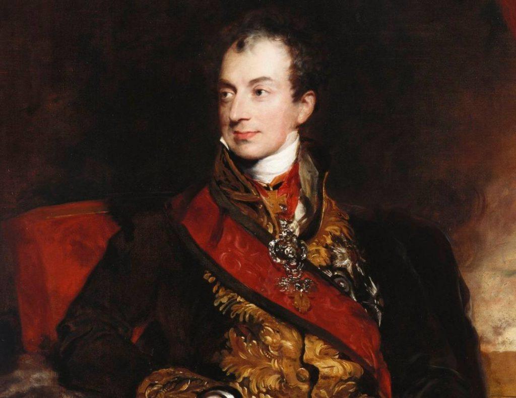 Klemens von Metternich door Thomas Lawrence