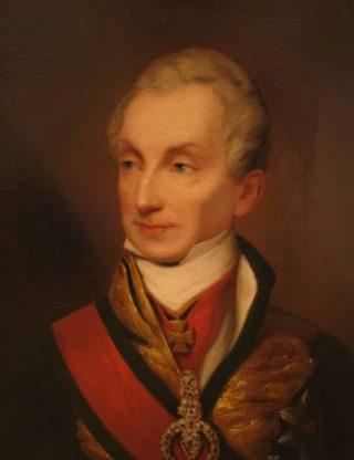 Klemens von Metternich, portret vermoedelijk gemaakt tussen 1835 en 1840, maker onbekend