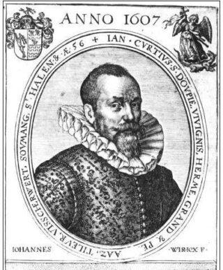 De Luikse wapenhandelaar Jean Curtius
