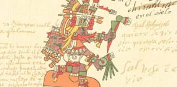 Quetzalcoatl – God uit de Azteekse mythologie