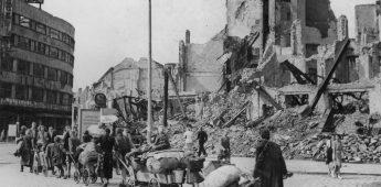 Ontheemden en vluchtelingen in na-oorlogs  Europa (1945)