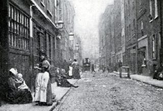 East End in 1902 - Jack London