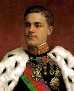 Emanuel II van Portugal