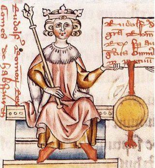 Rudolf I von Habsburg