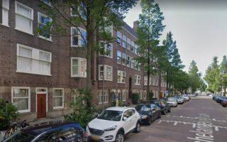 Michelangelostraat in Amsterdam, 2019