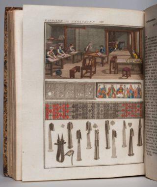 Afbeelding uit de historische jeugdencyclopedie