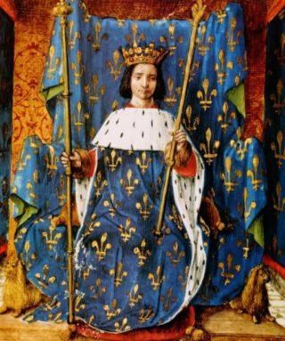 Karel VI de Waanzinnige