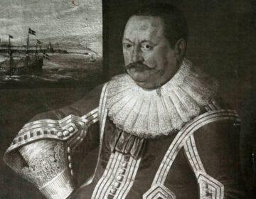 Arend Dickmann, Nederlands-Poolse vlootadmiraal