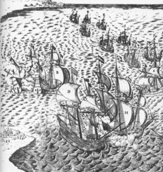 Slag bij Oliwa van 1627 volgens Filip Janssen