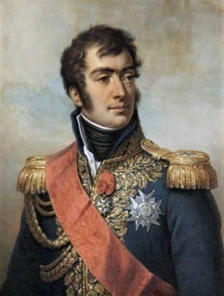 Auguste-Frédéric- Louis Viesse de Marmont, hertog van Ragusa, maarschalk van Frankrijk (1774-1852).