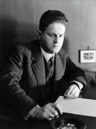 Benno Stokvis in 1934