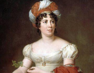 Madame de Staël - François Gérard