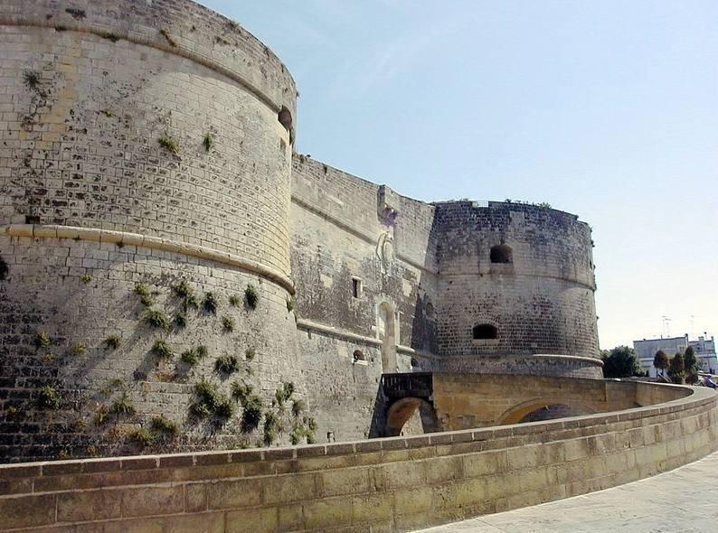 Citadel van Otranto