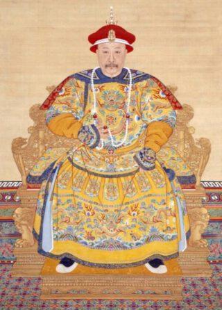 De Chinese keizer Jiaqing