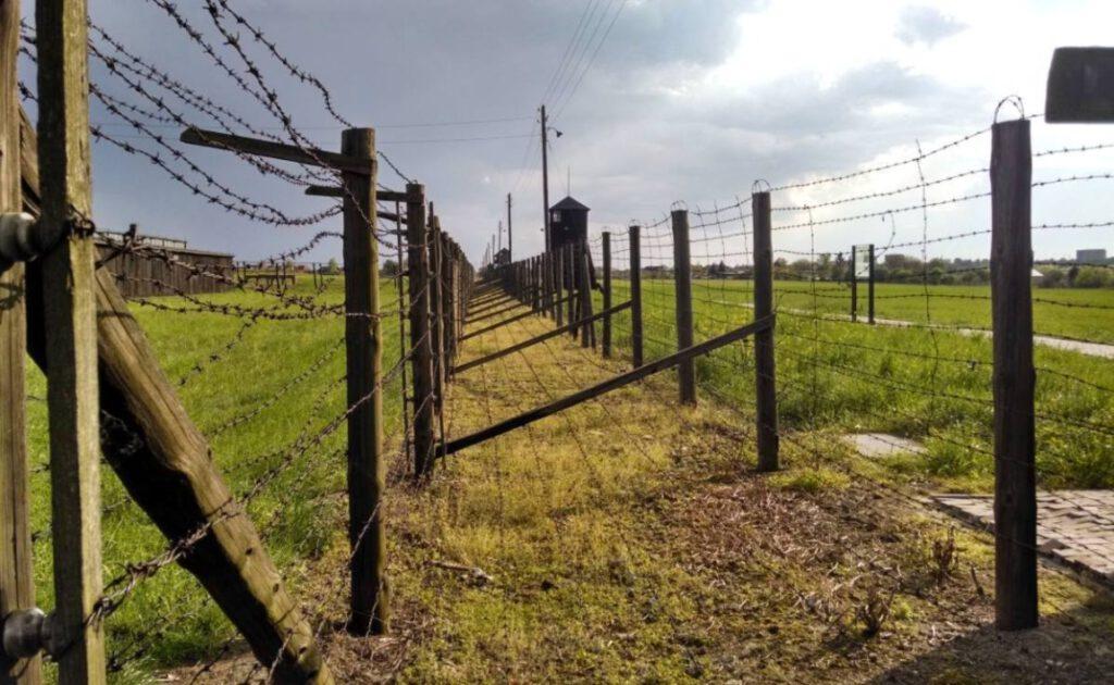 Wachttorens bij Majdanek
