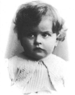 Ludwig Wittgenstein rond 1890