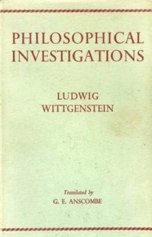 Vertaling van 'Philosophische Untersuchungen' - Ludwig Wittgenstein