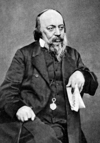 Sociaal hervormer Edwin Chadwick