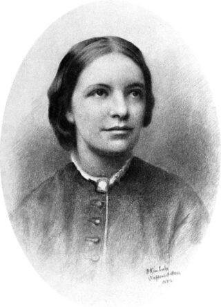 Octavia Hill in 1881