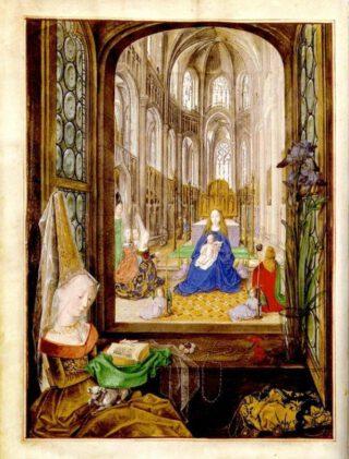 Getijdenboek van Maria van Bourgondië