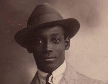 Anton de Kom, ca. 1930