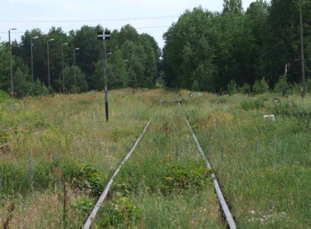 Voormalige kampterrein van Sobibor