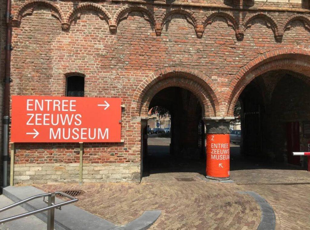 Entree Zeeuws Museum