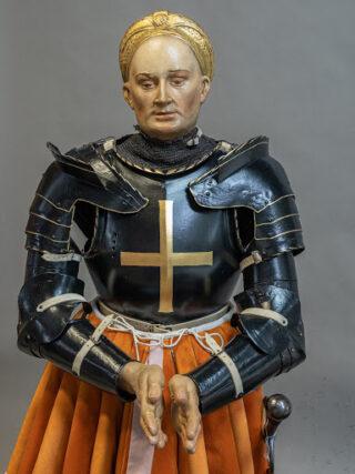 Het harnas van Karel van Egmond, hertog van Gelre (1467-1538)