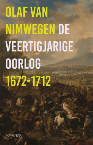 De veertigjarige oorlog - Olaf van Nimwegen